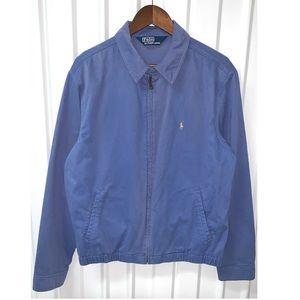 Vintage Men's Polo Ralph Lauren Windbreaker Jacket